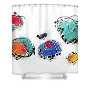070506ca Shower Curtain