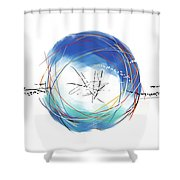 070520aa Shower Curtain