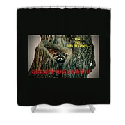 072509-17-t Shower Curtain