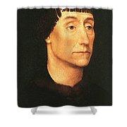 07505 Rogier Van Der Weyden Shower Curtain