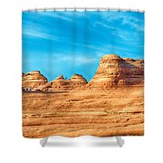 Famous Delicate Arch In Arches National Park Shower Curtain