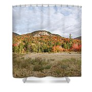 Kancamagus Highway - White Mountains New Hampshire Usa Shower Curtain