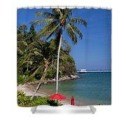 Phuket Thailand Shower Curtain