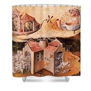 11589 Remedios Varo Shower Curtain