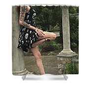 1 - 129 Shower Curtain