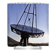 12m Gamma-ray Reflector Telescope Shower Curtain