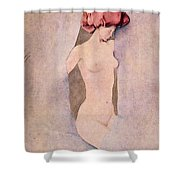 17246 Montserrat Gudiol Shower Curtain