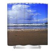 174-005-ireland Shower Curtain