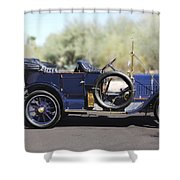 1910 Pope Hartford T Shower Curtain