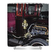 1919 Ford Model-t Shower Curtain