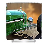 1926 Ford Model T 'dry Lakes' Roadster Vii Shower Curtain