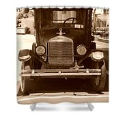 1926 Model T Shower Curtain