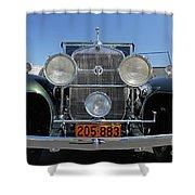 1931 Cadillac Automobile Shower Curtain