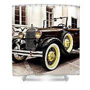 1931 Ford Phaeton Shower Curtain