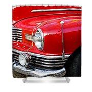 1947 Nash Shower Curtain