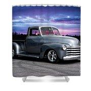 1953 Chevrolet 3100 Custom Pickup  Shower Curtain