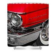 1960 Cadillac Shower Curtain