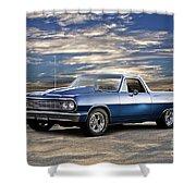 1964 Chevrolet El Camino I Shower Curtain