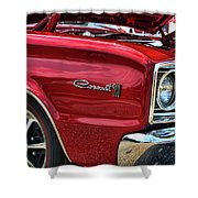 1966 Dodge Coronet 500 426 Hemi Shower Curtain