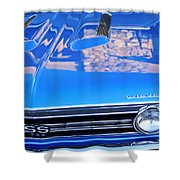 1967 Chevrolet Chevelle Super Sport  Shower Curtain