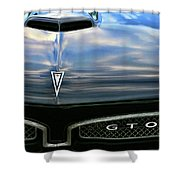 1967 Pontiac Gto Shower Curtain by Gordon Dean II