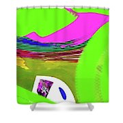 5-7-2015abcdefghi Shower Curtain