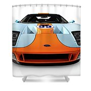 2006 Ford Gt Shower Curtain