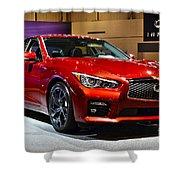 2015 Infiniti Q50 Shower Curtain