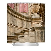 2541- Palace Of Fine Arts Shower Curtain