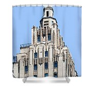 300 Cpw Shower Curtain