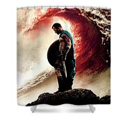 300 Rise Of An Empire 2014 Shower Curtain