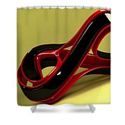 3D Shower Curtain