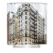 418 Cpw Shower Curtain