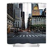 5th Avenue Shower Curtain