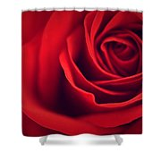 A Loving Heart Shower Curtain
