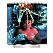 A Nightmare On Elm Street 1984 Shower Curtain