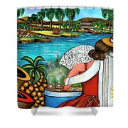 A Place To Remember Shower Curtain