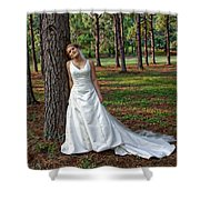 A Special Moment Shower Curtain