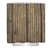 A Wood Panel Background, Floor, Wall, Texture Shower Curtain