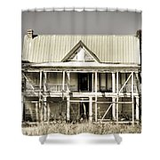Abandoned Plantation House #1 Shower Curtain