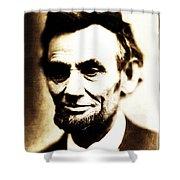Abe Shower Curtain