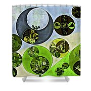 Abstract Painting - Maire Shower Curtain