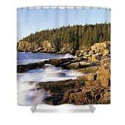 Acadia National Park - Maine Usa Shower Curtain
