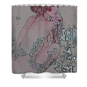 Adeline Shower Curtain