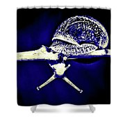 Adopt The Pace Of Nature Shower Curtain