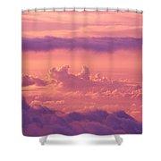 Afternoon On Haleakala Shower Curtain