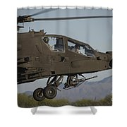 Ah-64d Apache Longbow Lifts Shower Curtain