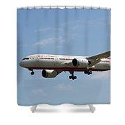Air India Boeing 787 Shower Curtain