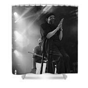 Al Jarreau Shower Curtain
