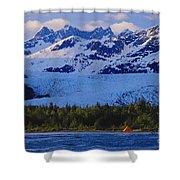 Alaska, Inside Passage Shower Curtain